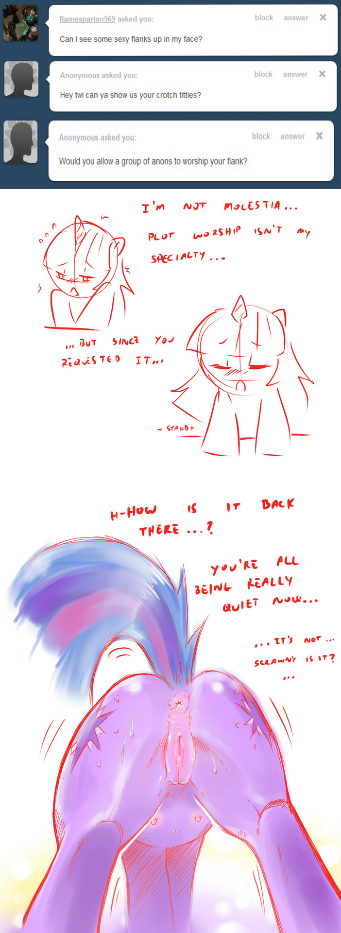 x king sombra twilight sparkle There is porn of it no exceptions