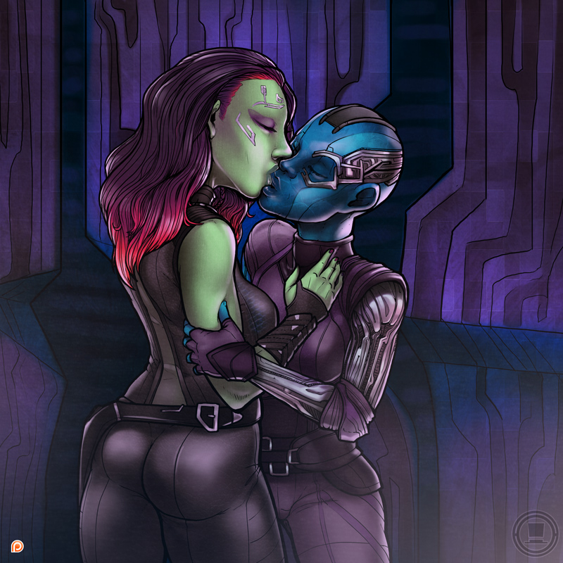 the gamora galaxy guardians of hentai Conker's bad fur day sex