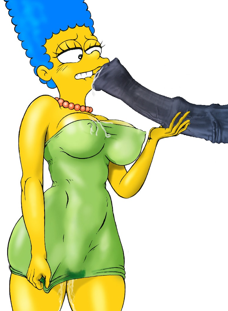 marge boobs with simpson big All the way through tentacle