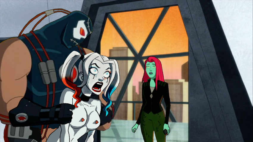 quinn with harley naked joker What is diego in ice age