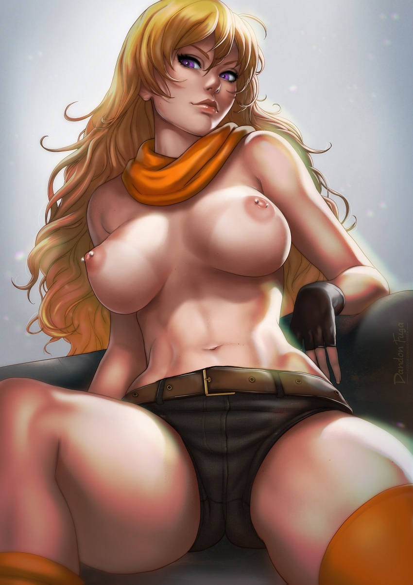 long xiao nude rwby yang Jester devil may cry 3