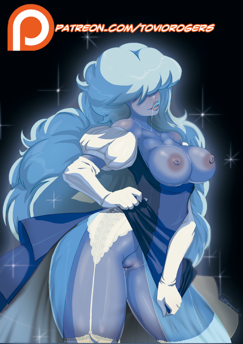 sapphire steven ruby universe and Metal owl (aden12)