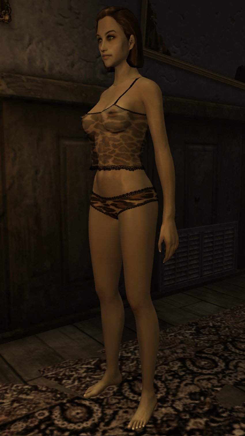 new vegas fallout Great mouse detective miss kitty